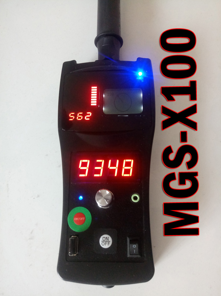 سیستم تصویری MGS-X100